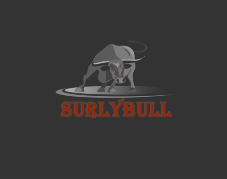 SurlyBull.com A Logo, Monogram, or Icon  Draft # 34 by attidesigns