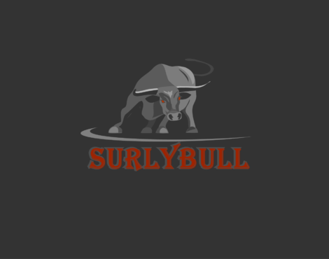 SurlyBull.com A Logo, Monogram, or Icon  Draft # 35 by attidesigns