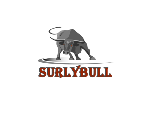 SurlyBull.com A Logo, Monogram, or Icon  Draft # 36 by attidesigns