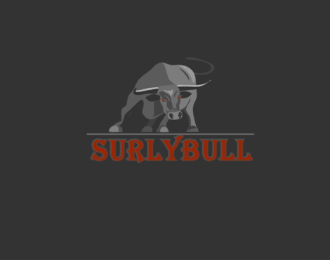 SurlyBull.com A Logo, Monogram, or Icon  Draft # 38 by attidesigns