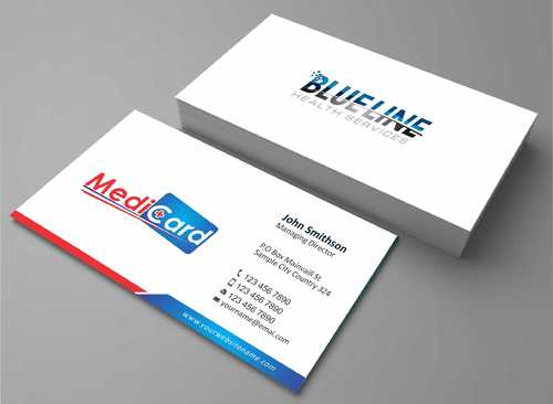 A digital Initiative Business Cards and Stationery  Draft # 128 by Dawson