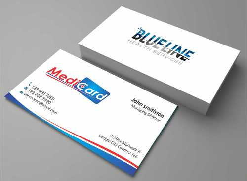 A digital Initiative Business Cards and Stationery  Draft # 130 by Dawson