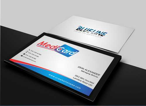 A digital Initiative Business Cards and Stationery  Draft # 131 by Dawson