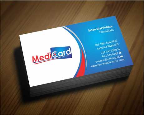 A digital Initiative Business Cards and Stationery  Draft # 141 by Dawson