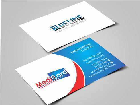 A digital Initiative Business Cards and Stationery  Draft # 142 by Dawson