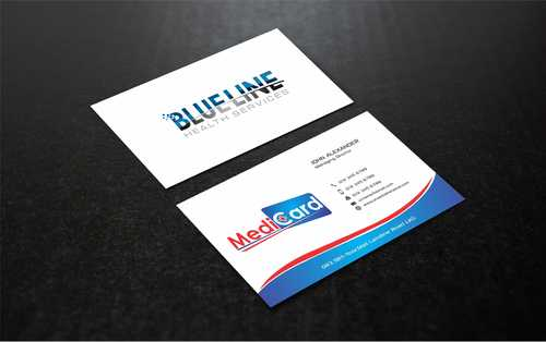 A digital Initiative Business Cards and Stationery  Draft # 169 by Dawson