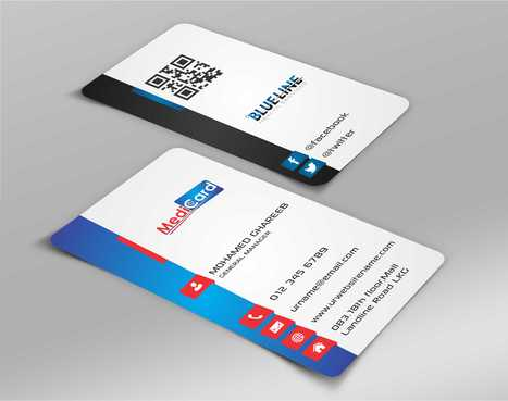 A digital Initiative Business Cards and Stationery  Draft # 170 by Dawson