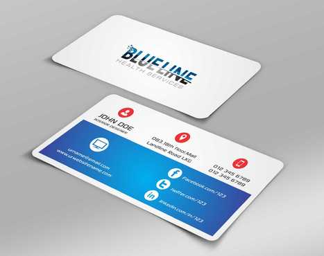 A digital Initiative Business Cards and Stationery  Draft # 172 by Dawson