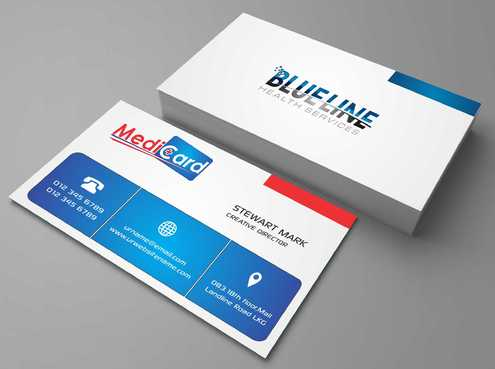 A digital Initiative Business Cards and Stationery  Draft # 173 by Dawson