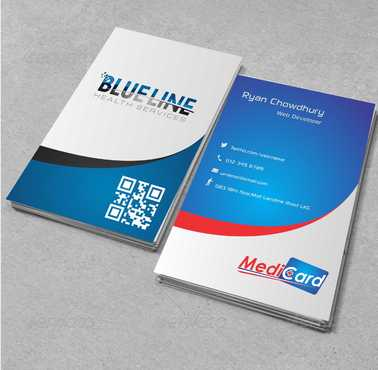 A digital Initiative Business Cards and Stationery  Draft # 194 by Dawson