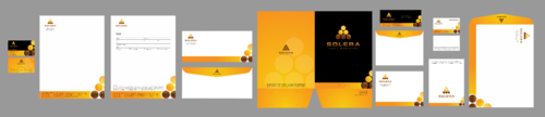 Solera Asset Managers, LLC Business Cards and Stationery  Draft # 231 by Xpert