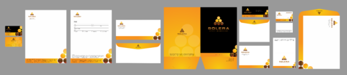 Solera Asset Managers, LLC Business Cards and Stationery Winning Design by Xpert
