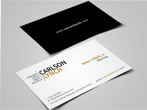 Modern and Professional Business Cards and Stationery  Draft # 355 by Dawson