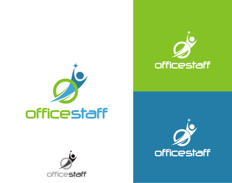 Office Staff A Logo, Monogram, or Icon  Draft # 108 by otakkecil