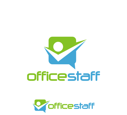Office Staff A Logo, Monogram, or Icon  Draft # 110 by otakkecil