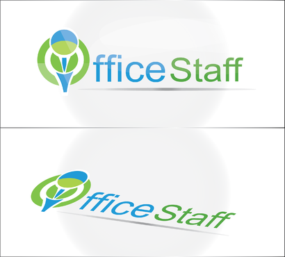 Office Staff A Logo, Monogram, or Icon  Draft # 135 by alfannan