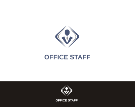 Office Staff A Logo, Monogram, or Icon  Draft # 159 by lismyra10