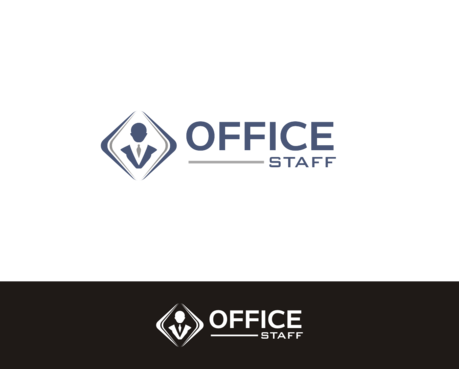 Office Staff A Logo, Monogram, or Icon  Draft # 160 by lismyra10