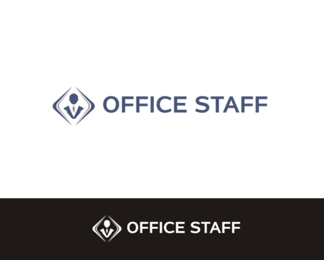 Office Staff A Logo, Monogram, or Icon  Draft # 161 by lismyra10