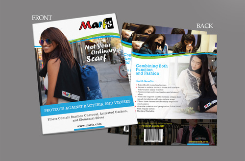 Marfs Marketing collateral Winning Design by Achiver