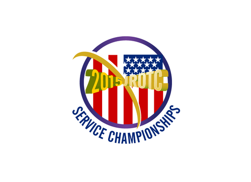 2015 JROTC Service Championships A Logo, Monogram, or Icon  Draft # 9 by pivotal