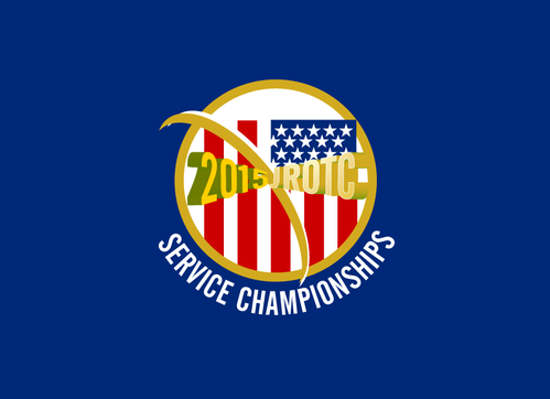2015 JROTC Service Championships A Logo, Monogram, or Icon  Draft # 10 by pivotal