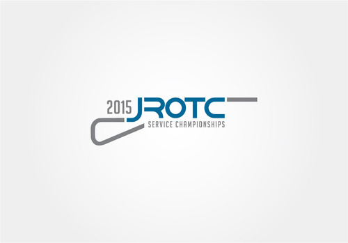 2015 JROTC Service Championships A Logo, Monogram, or Icon  Draft # 16 by myhands