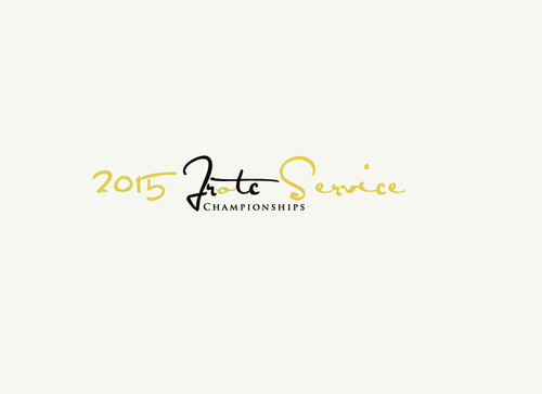 2015 JROTC Service Championships A Logo, Monogram, or Icon  Draft # 18 by zameen