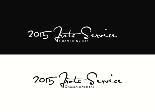 2015 JROTC Service Championships A Logo, Monogram, or Icon  Draft # 19 by zameen
