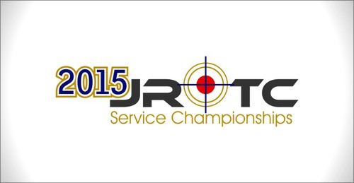 2015 JROTC Service Championships A Logo, Monogram, or Icon  Draft # 24 by StartArts