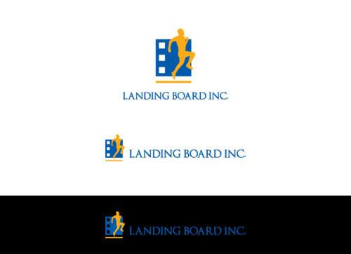 Landing Board A Logo, Monogram, or Icon  Draft # 308 by 3luckies