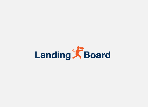 Landing Board A Logo, Monogram, or Icon  Draft # 314 by MikiDesing