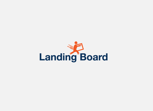 Landing Board A Logo, Monogram, or Icon  Draft # 315 by MikiDesing