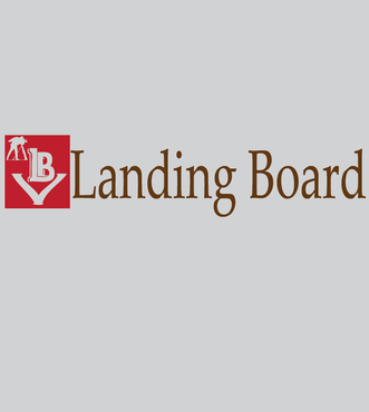 Landing Board A Logo, Monogram, or Icon  Draft # 319 by kkfahad