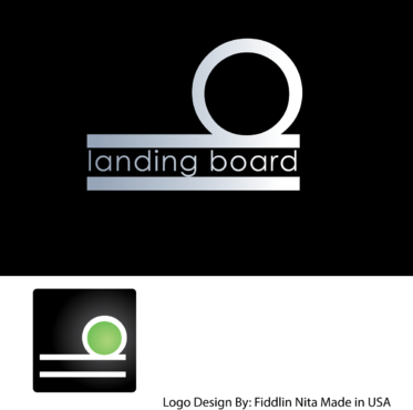 Landing Board A Logo, Monogram, or Icon  Draft # 324 by FiddlinNita