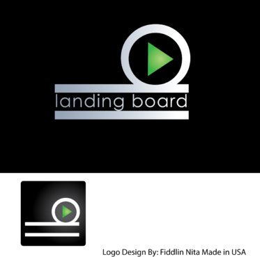 Landing Board A Logo, Monogram, or Icon  Draft # 325 by FiddlinNita