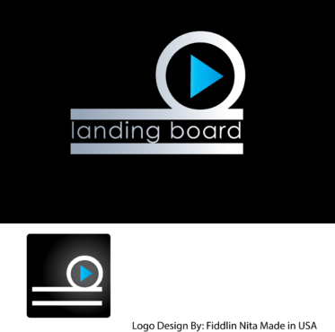 Landing Board A Logo, Monogram, or Icon  Draft # 326 by FiddlinNita