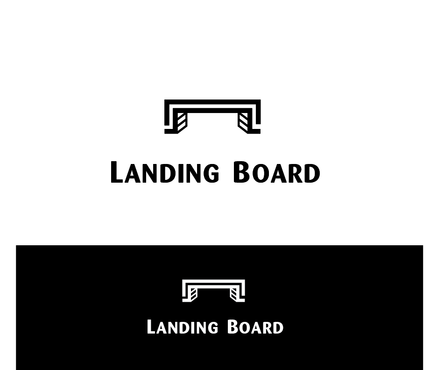 Landing Board A Logo, Monogram, or Icon  Draft # 330 by tiguwang