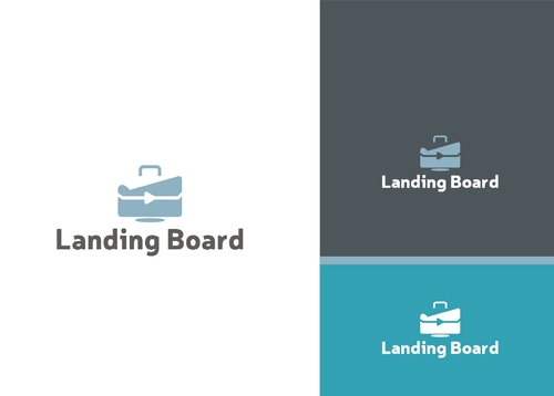 Landing Board A Logo, Monogram, or Icon  Draft # 340 by raymore