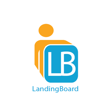 Landing Board A Logo, Monogram, or Icon  Draft # 363 by alfannan