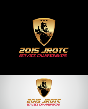 2015 JROTC Service Championships A Logo, Monogram, or Icon  Draft # 54 by nicoo