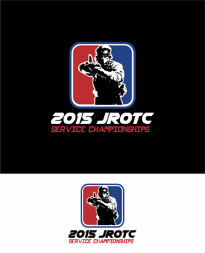 2015 JROTC Service Championships A Logo, Monogram, or Icon  Draft # 56 by nicoo