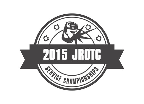 2015 JROTC Service Championships A Logo, Monogram, or Icon  Draft # 69 by petalex