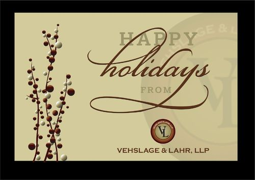 Happy Holidays Marketing collateral  Draft # 23 by purplepatch