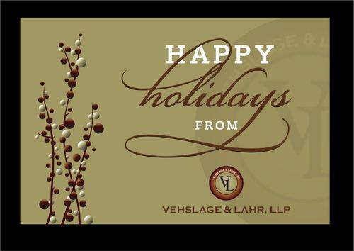 Happy Holidays Marketing collateral  Draft # 29 by purplepatch