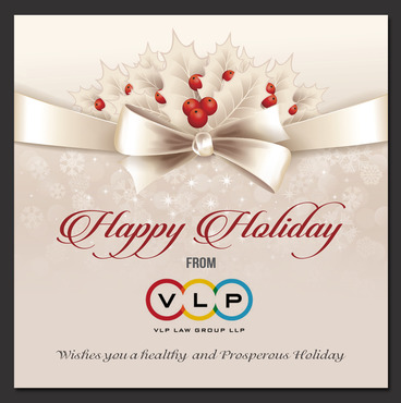 Happy Holidays Marketing collateral  Draft # 37 by destudio