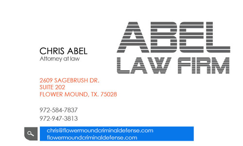 ABEL LAW FIRM Business Cards and Stationery  Draft # 152 by devoir00