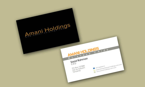 Buisness CArds Business Cards and Stationery  Draft # 139 by devoir00