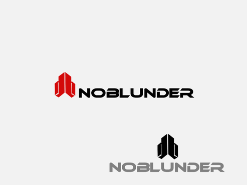 NOBlunder or No Blunder  A Logo, Monogram, or Icon  Draft # 82 by MikiDesing