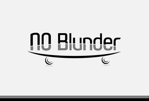 NOBlunder or No Blunder  A Logo, Monogram, or Icon  Draft # 127 by 08876